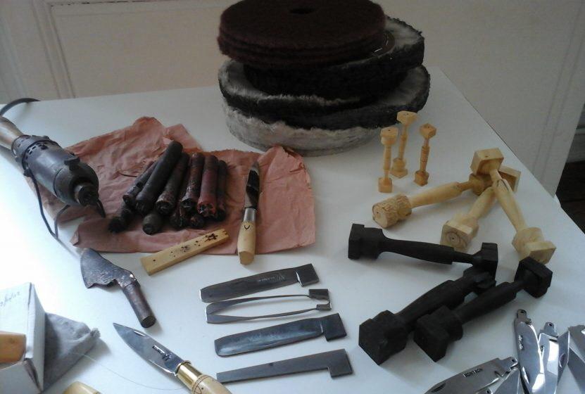 Les secrets d'ateliers des couteaux de Nontron s'exposent