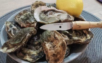 Le couteau à huîtres, quand Nontron est à la fête