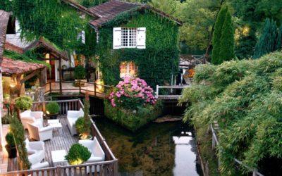 Le moulin du Roc de Brantôme, ambassadeur du Périgord Vert