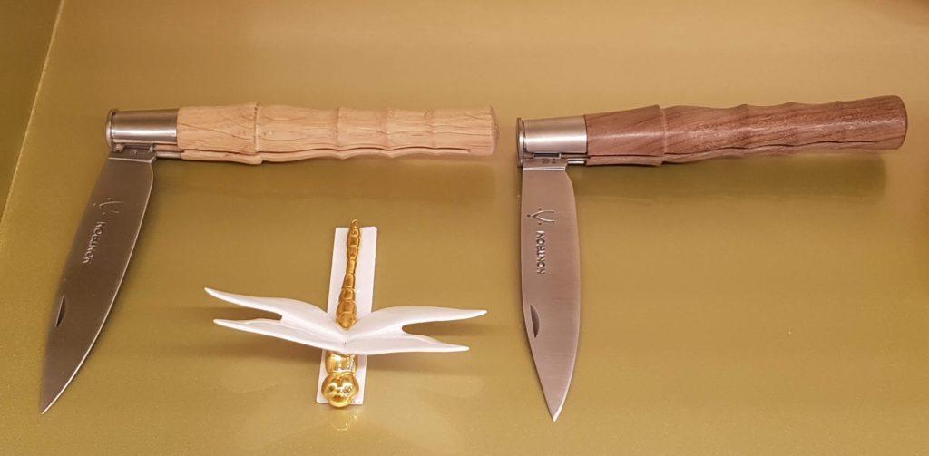 couteau Nontron libellule