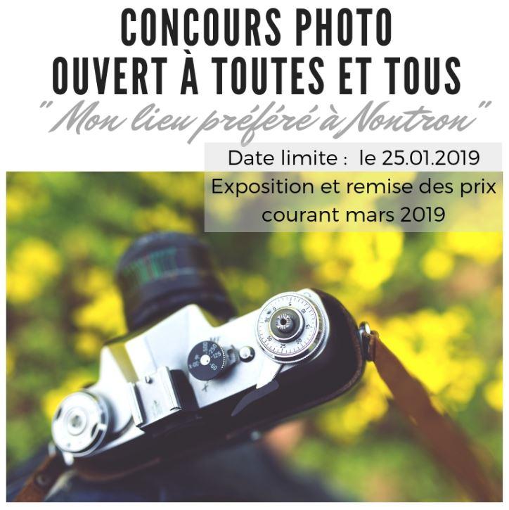 concours photo NOntron Périgord Vert