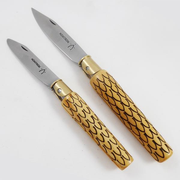 nouveaux couteaux pliants Nontron