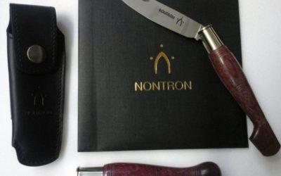 Acheter un couteau Nontron pour la fête des pères