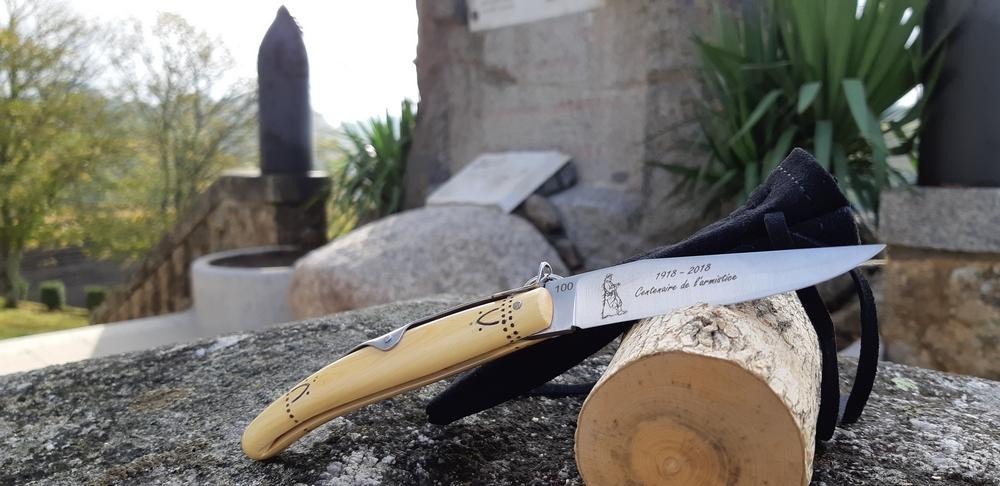 couteau Nontron collection grande guerre