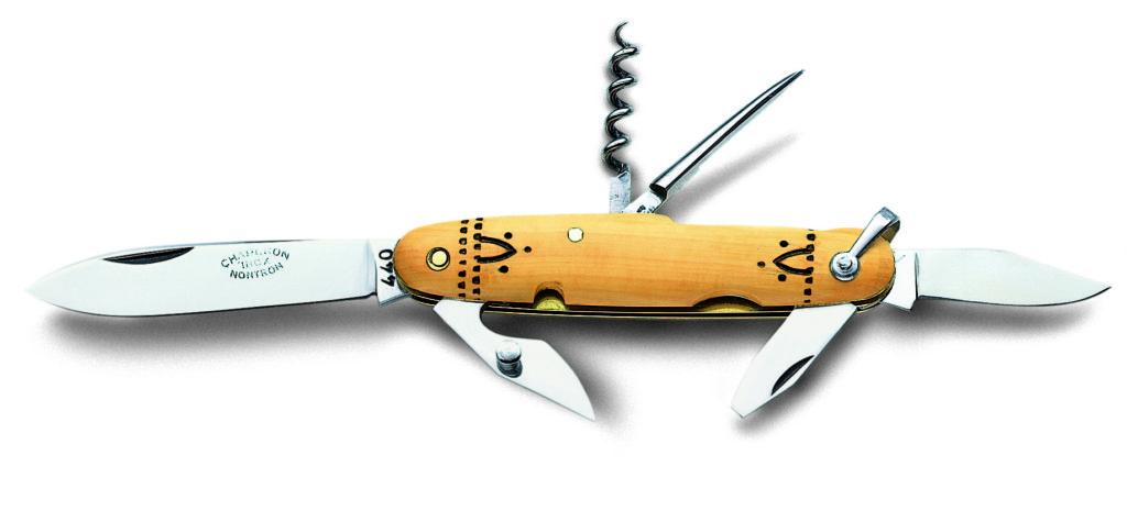 acheter un couteau navette Nontron pour la Fête des pères