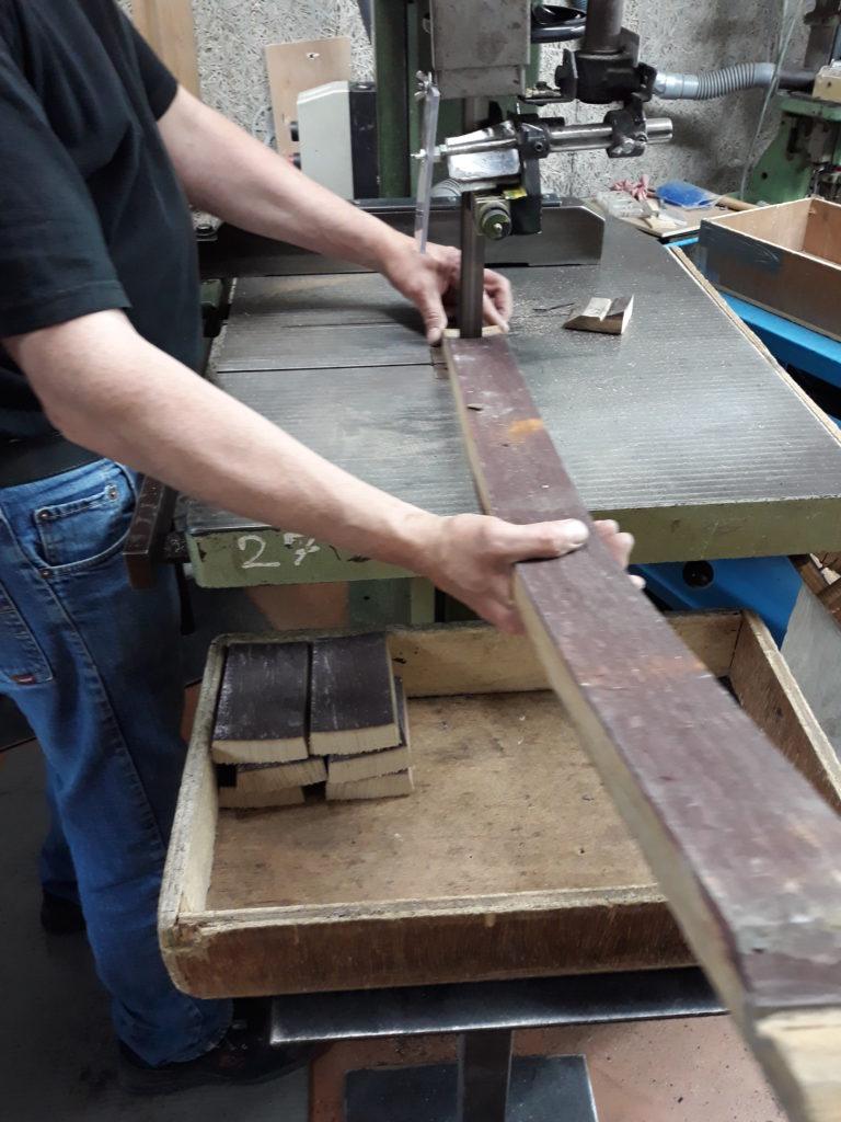 fabrication couteau nontron
