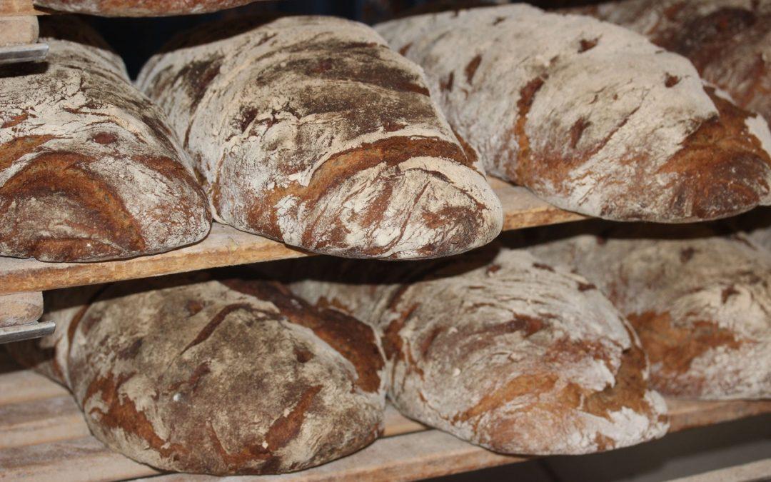 fête du pain à Mensignac