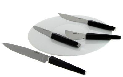 Nontron FA7, couteaux design jusqu'au bout du manche !