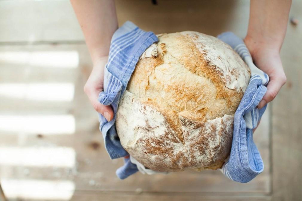 recette facile de boule de pain de campagne