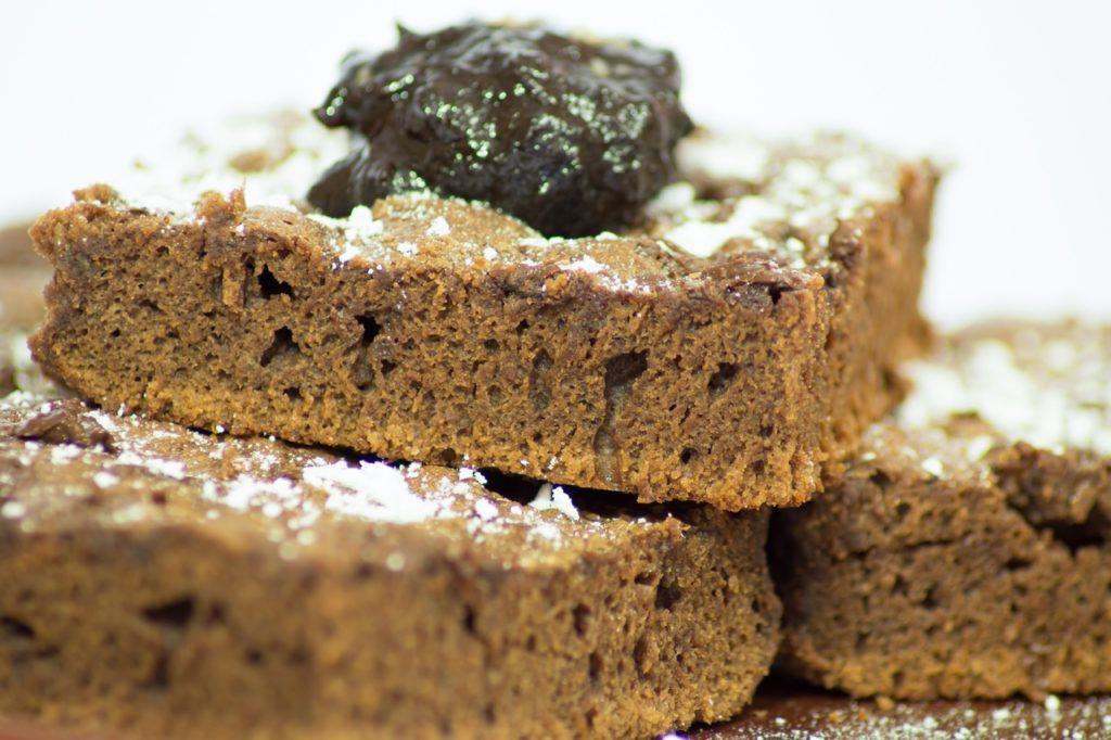 recette facile de gâteau aux noix