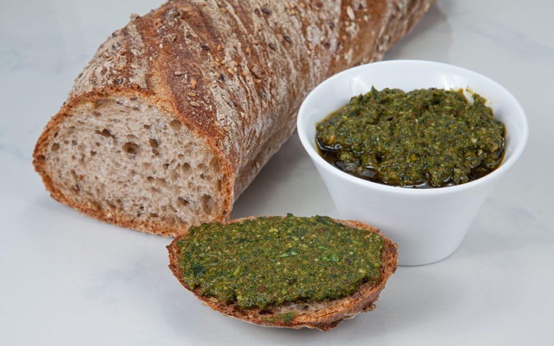 recette traditionnelle de la tapenade verte