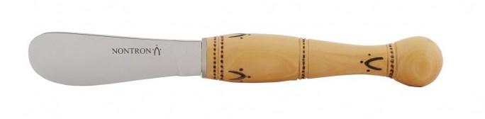 couteau Nontron à tartiner