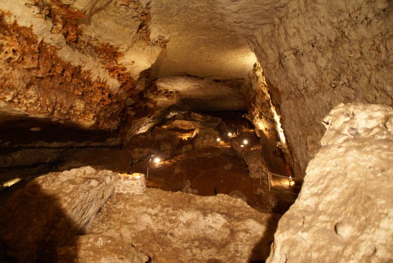 visiter La grotte de Bara Bahau