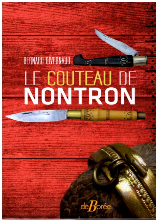«Le Couteau de Nontron» de Bernard Giverneaud