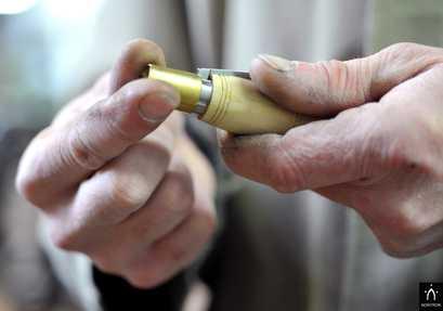 Coutellerie traditionnelle en Périgord Vert