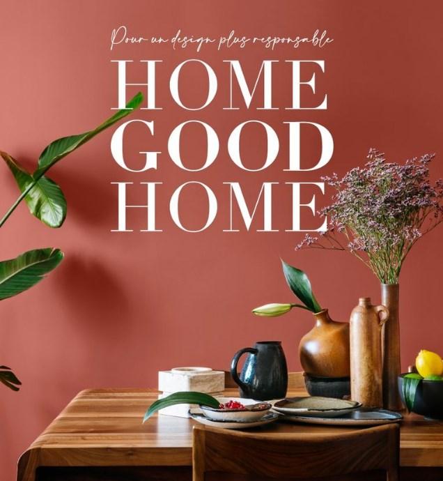 Couteaux de Nontron à Home Good Home, Économie de matières by les Ateliers de Paris au BHV Marais