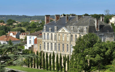 Un loto national pour le château de Nontron
