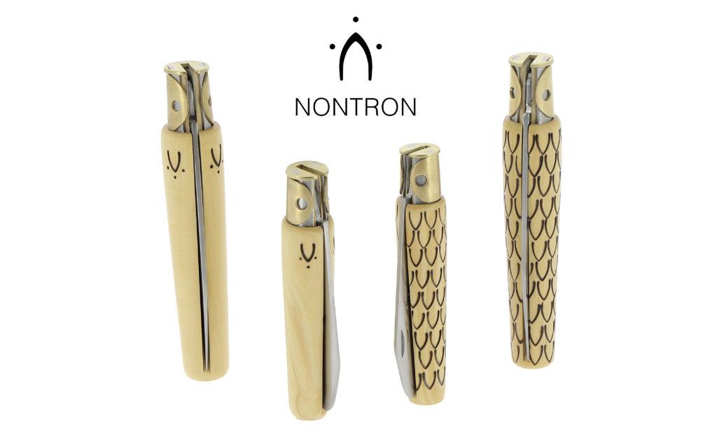 acheter en ligne des couteaux de Nontron Petit Duc et Grand Duc