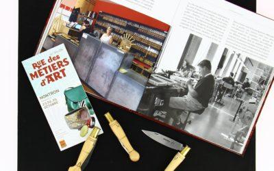 """Le livre """"Le Couteau de Nontron"""" disponible en ligne"""