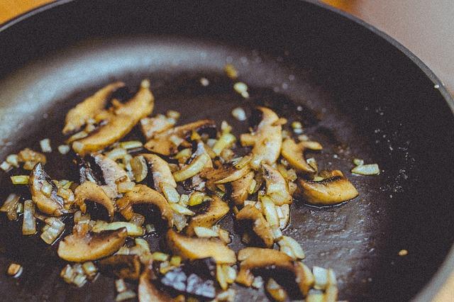 recettes de cèpes à la périgourdine