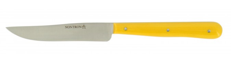 achter en ligne couteau de table compatible lave vaisselle