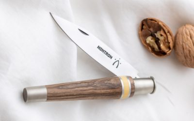 Noyer, buis… Tout Nontron dans un couteau !